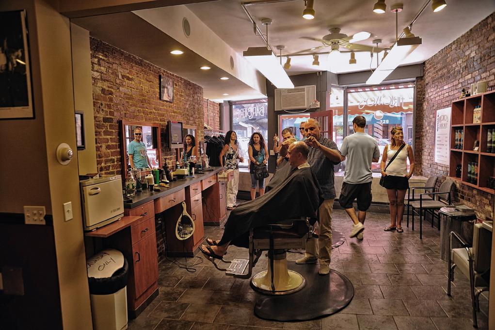 Firicano s barber shop claus eckerlin fotografie for Einrichtung shop